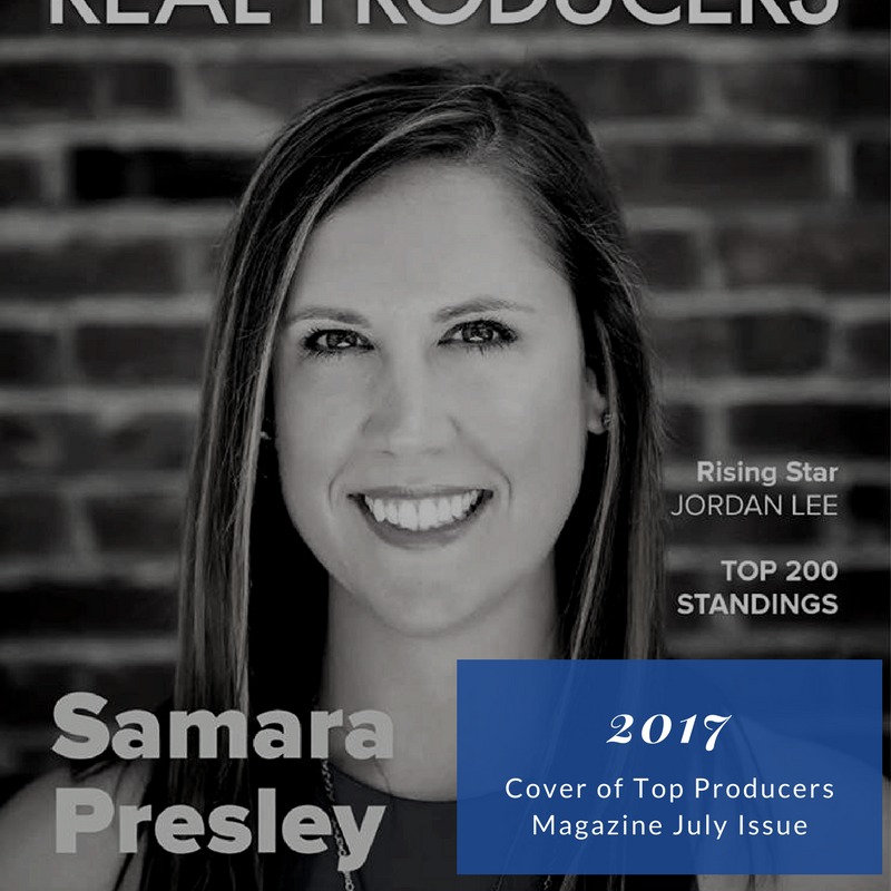 2017 July Cover of Top Producers Magazine