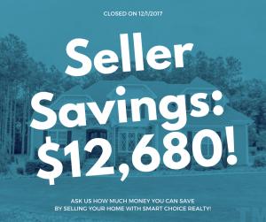 Discount Real Estate Broker Savings of $12,680 in color