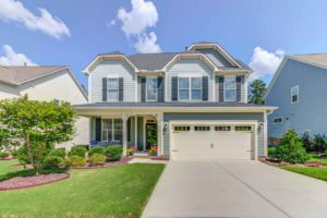Discount real estate broker Raleigh sold home on Nightingale Court in Wake Forest